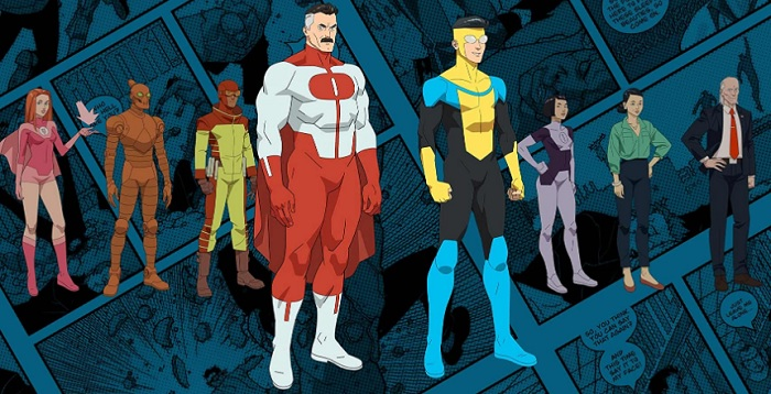 Primer adelanto de Invincible, la ambiciosa apuesta de Amazon Prime Video |  Animación para adultos