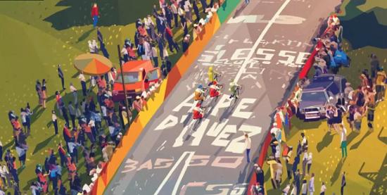 Promo Tour de Francia 2020