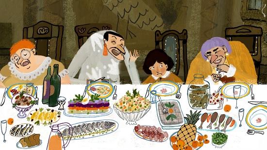 Merry Grandmas! (Privet, Babulnik!)