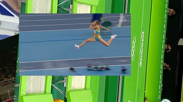 Concatenation 2 ‒ Olympic Games (Concatenation 2 ‒ Jeux Olympiques)