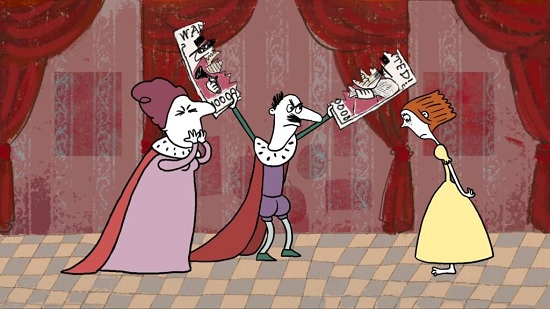 La princesa y el bandido (Printsessa Y Bandit)